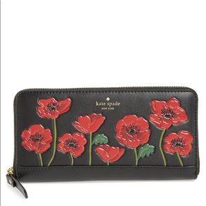 IN SEARCH OF KS Ooh La La Poppy Wallet